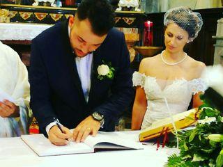 Le nozze di Corinne e Cristian  1