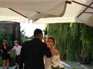 Le nozze di Corinne e Cristian  2