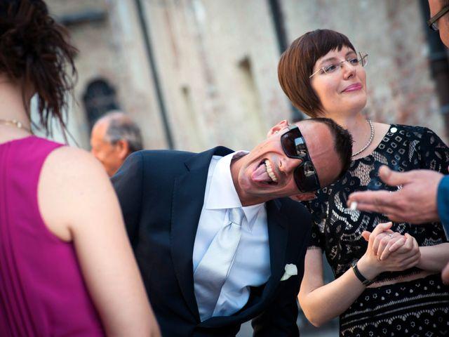 Il matrimonio di Claudio e Francesca a Carmagnola, Torino 1
