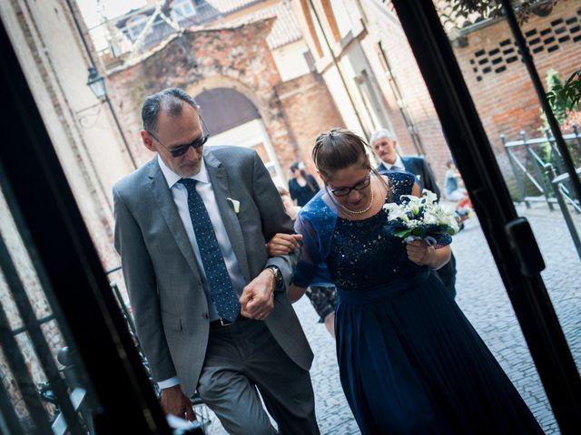 Il matrimonio di Claudio e Francesca a Carmagnola, Torino 3
