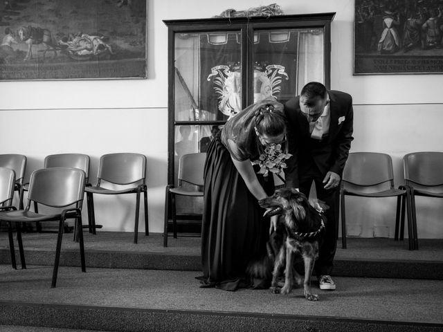 Il matrimonio di Claudio e Francesca a Carmagnola, Torino 5