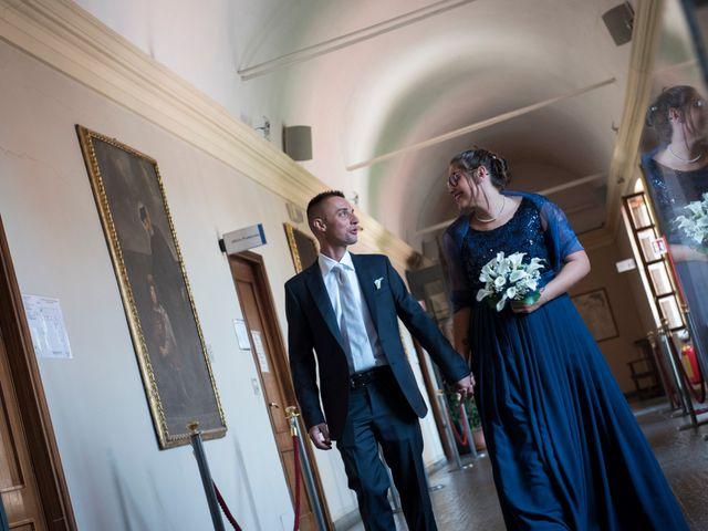 Il matrimonio di Claudio e Francesca a Carmagnola, Torino 7