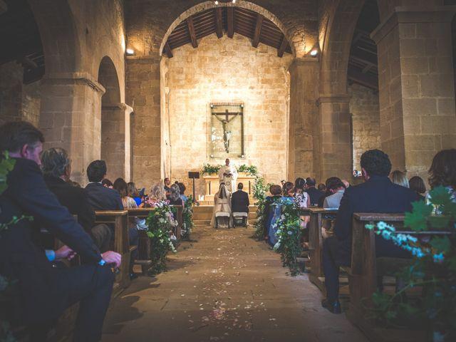 Il matrimonio di Simone e Oretta a Montepulciano, Siena 29