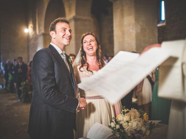 Il matrimonio di Simone e Oretta a Montepulciano, Siena 34