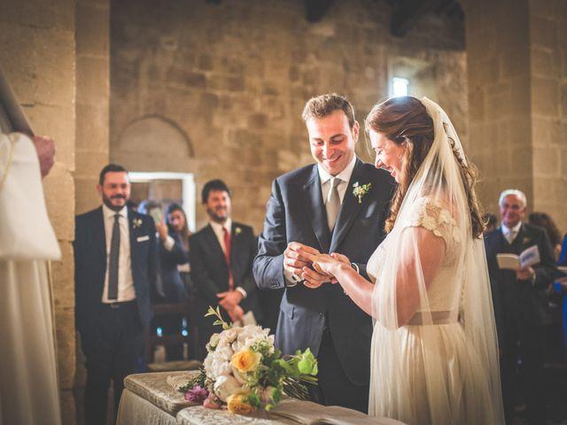 Il matrimonio di Simone e Oretta a Montepulciano, Siena 36
