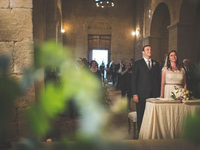 Il matrimonio di Simone e Oretta a Montepulciano, Siena 2