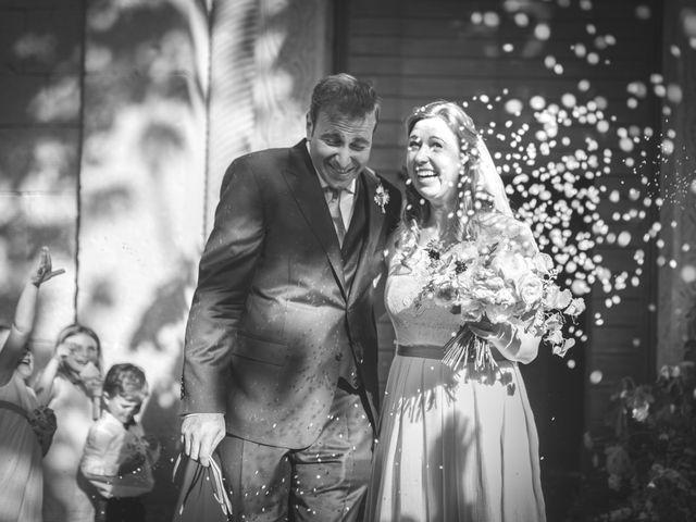 Il matrimonio di Simone e Oretta a Montepulciano, Siena 37