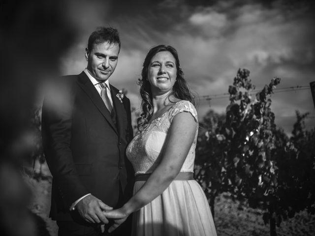 Il matrimonio di Simone e Oretta a Montepulciano, Siena 39
