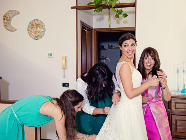 Il matrimonio di Andrea e Stefania a Ferrara, Ferrara 14
