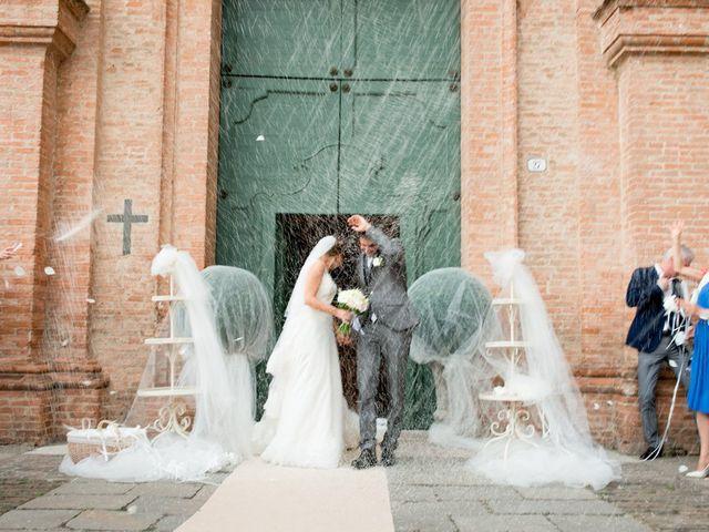 Il matrimonio di Andrea e Stefania a Ferrara, Ferrara 19