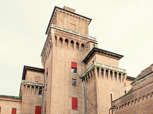 Il matrimonio di Andrea e Stefania a Ferrara, Ferrara 20