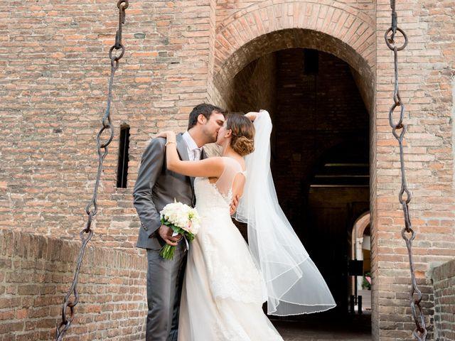 Il matrimonio di Andrea e Stefania a Ferrara, Ferrara 21