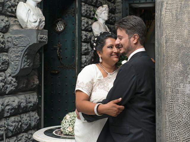 Il matrimonio di GIUSEPPE e DANIELA a Napoli, Napoli 24