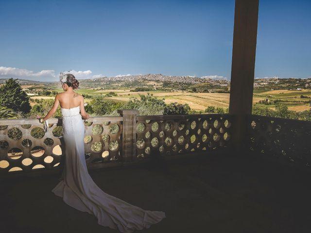 Il matrimonio di Gaspare e Chiara a Naro, Agrigento 10