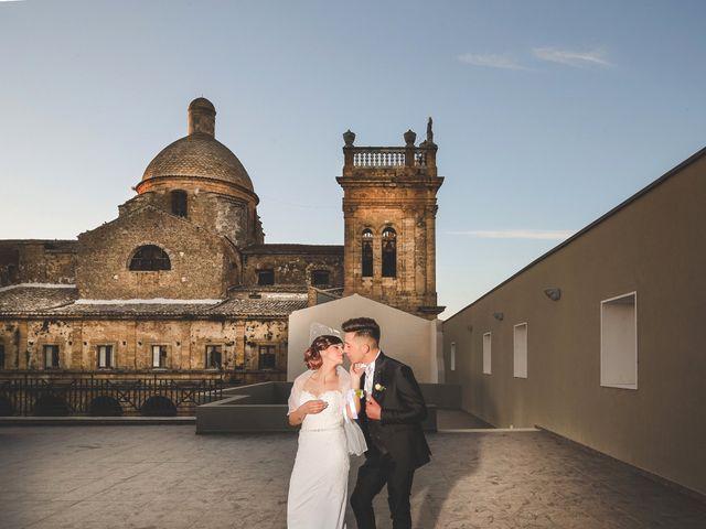 Il matrimonio di Gaspare e Chiara a Naro, Agrigento 11