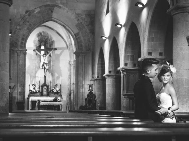 Il matrimonio di Gaspare e Chiara a Naro, Agrigento 15