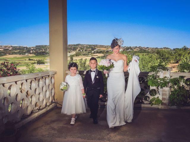 Il matrimonio di Gaspare e Chiara a Naro, Agrigento 27