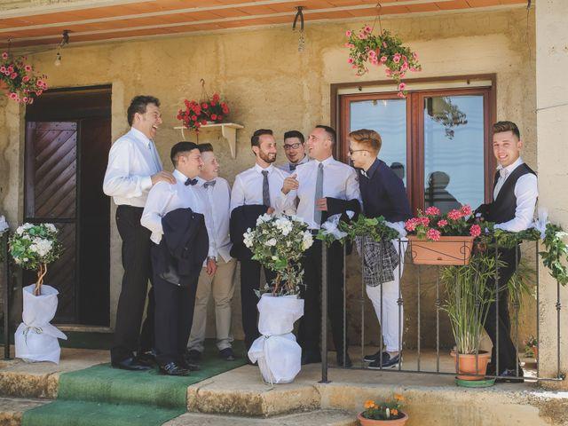 Il matrimonio di Gaspare e Chiara a Naro, Agrigento 28