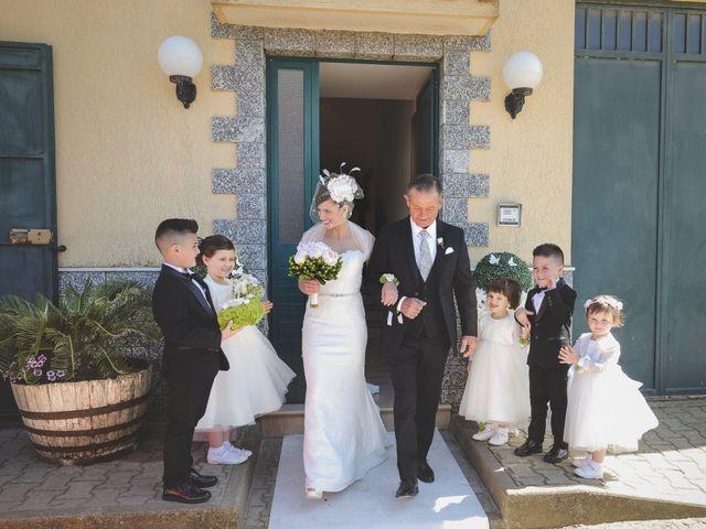 Il matrimonio di Gaspare e Chiara a Naro, Agrigento 33