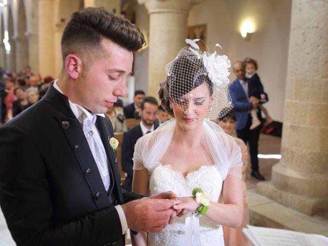 Il matrimonio di Gaspare e Chiara a Naro, Agrigento 34