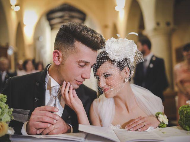 Il matrimonio di Gaspare e Chiara a Naro, Agrigento 36