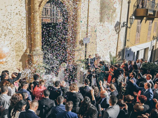 Il matrimonio di Gaspare e Chiara a Naro, Agrigento 37