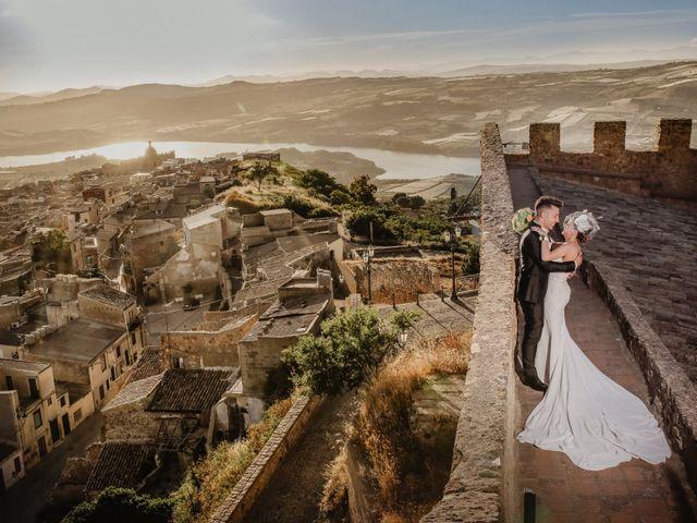 Il matrimonio di Gaspare e Chiara a Naro, Agrigento 38