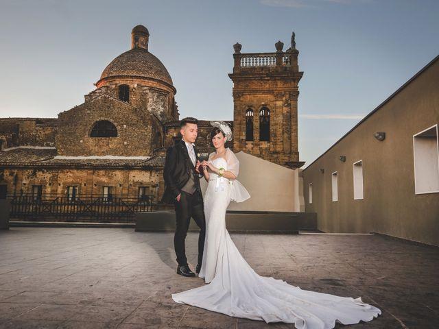 Il matrimonio di Gaspare e Chiara a Naro, Agrigento 39