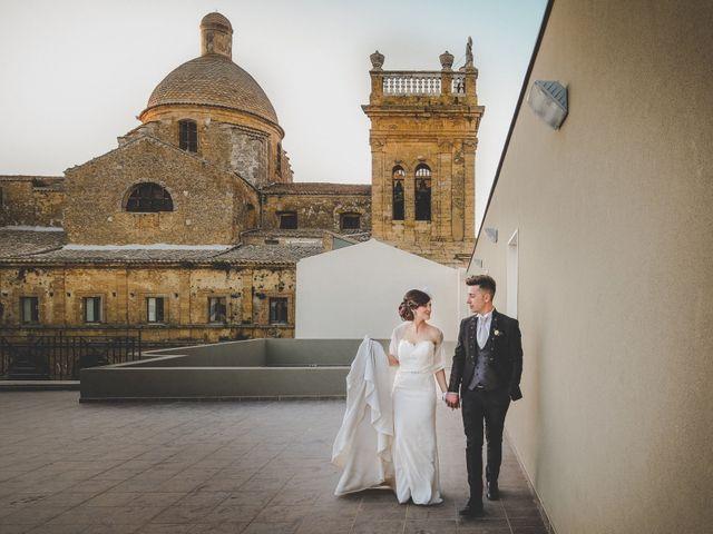 Il matrimonio di Gaspare e Chiara a Naro, Agrigento 40