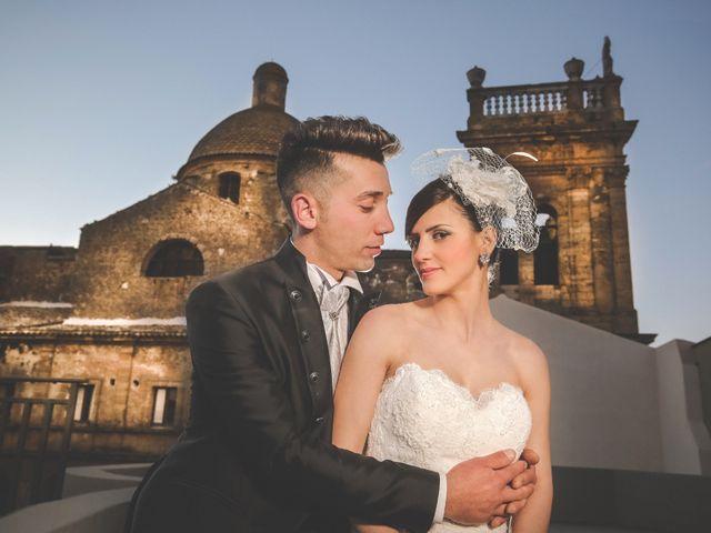 Il matrimonio di Gaspare e Chiara a Naro, Agrigento 41