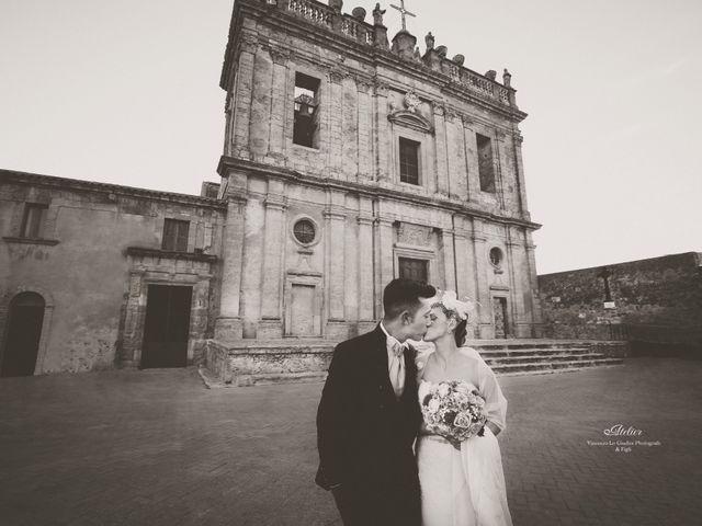 Il matrimonio di Gaspare e Chiara a Naro, Agrigento 42