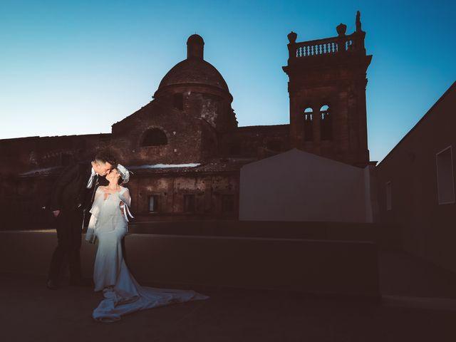 Il matrimonio di Gaspare e Chiara a Naro, Agrigento 44