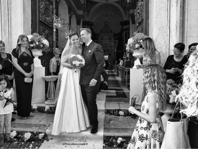 Il matrimonio di Andrea  e Matilde  a Nola, Napoli 1