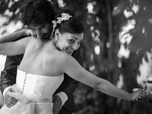 Il matrimonio di Derek e Elena a Nove, Vicenza 2