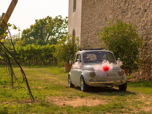 Il matrimonio di Riccardo e Martina a Caldiero, Verona 3