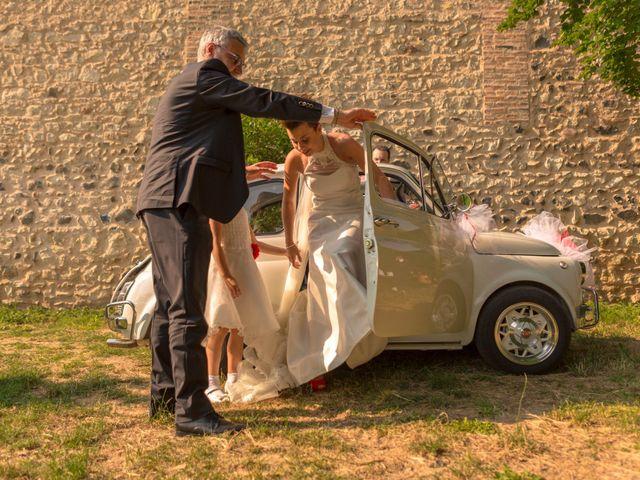 Il matrimonio di Riccardo e Martina a Caldiero, Verona 4