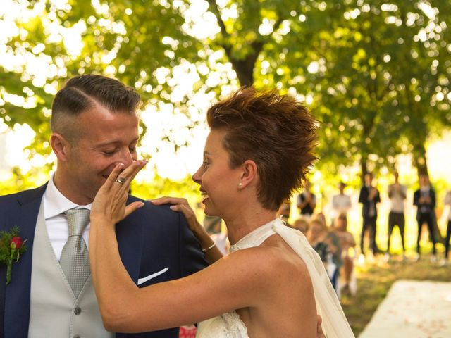 Il matrimonio di Riccardo e Martina a Caldiero, Verona 6