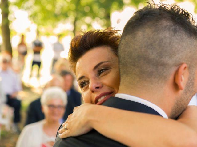 Il matrimonio di Riccardo e Martina a Caldiero, Verona 7