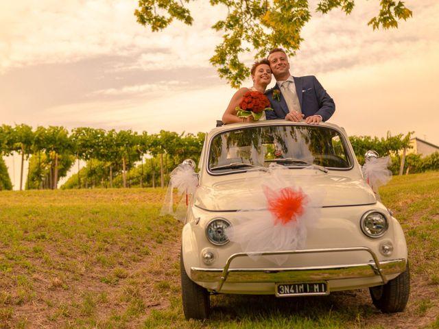 Il matrimonio di Riccardo e Martina a Caldiero, Verona 11