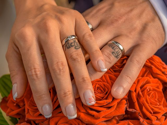 Il matrimonio di Riccardo e Martina a Caldiero, Verona 12