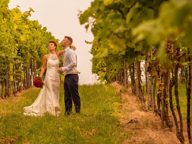Il matrimonio di Riccardo e Martina a Caldiero, Verona 14