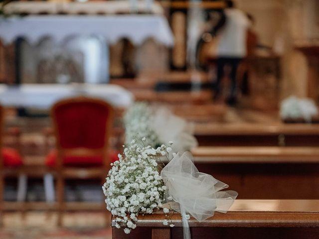 Il matrimonio di Sabrina e Cristian a Malnate, Varese 13