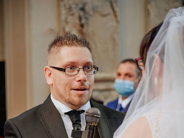 Il matrimonio di Sabrina e Cristian a Malnate, Varese 20