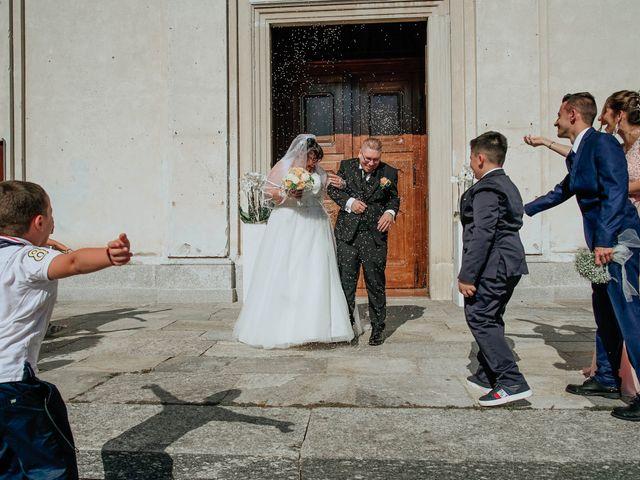 Il matrimonio di Sabrina e Cristian a Malnate, Varese 1
