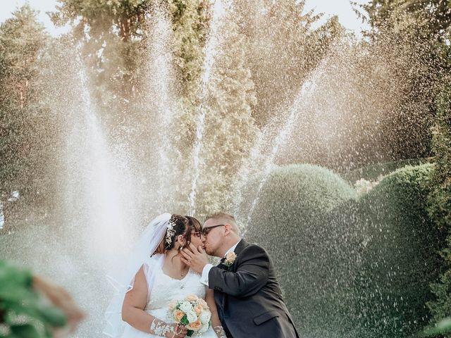 Il matrimonio di Sabrina e Cristian a Malnate, Varese 26
