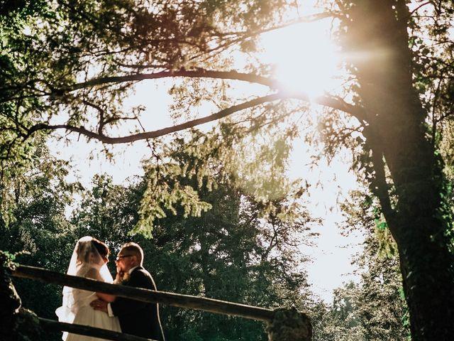 Il matrimonio di Sabrina e Cristian a Malnate, Varese 29