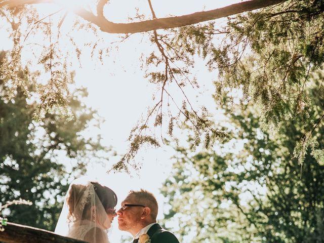 Il matrimonio di Sabrina e Cristian a Malnate, Varese 31