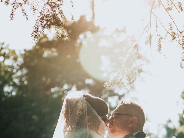 Il matrimonio di Sabrina e Cristian a Malnate, Varese 32