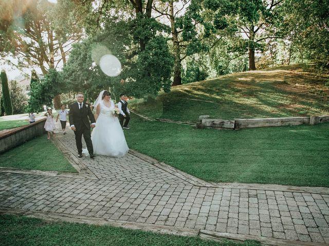 Il matrimonio di Sabrina e Cristian a Malnate, Varese 35