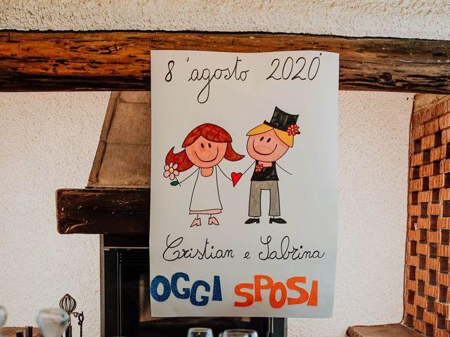 Il matrimonio di Sabrina e Cristian a Malnate, Varese 38